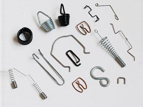弹簧的类型及功能